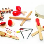 musical instrument ideal for a toddler
